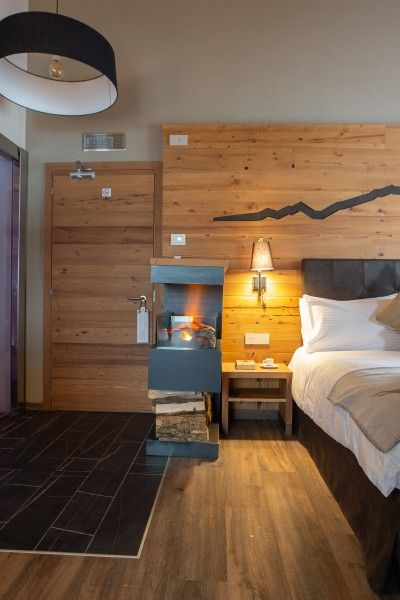 Rooms and Suites - Hotel and Spa Nevada Livigno